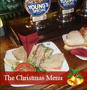 Xmas Pub Lunches Marlow
